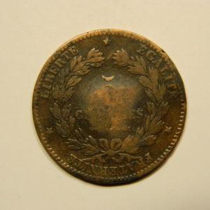 5 Centimes Cérès 1878  B   EB90636