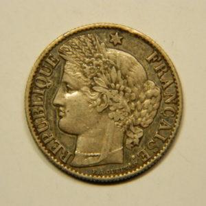50 Centimes Cérès 1894A SUP Argent 835°/°° EB90692