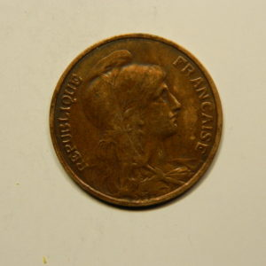 5 Centimes Daniel DUPUIS 1916 TTB EB90773
