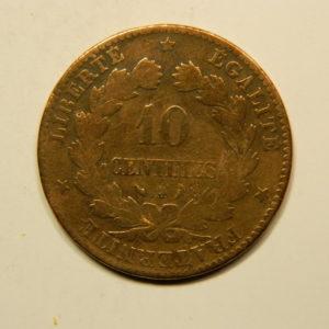 10 Centimes Cérès1897A TB EB90775