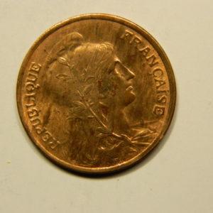 5 Centimes Daniel DUPUIS 1917 SUP EB90780