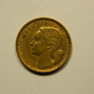 10 Francs Guiraud 1952B SUP EB90785