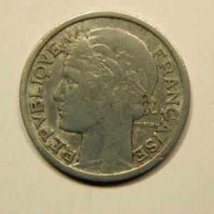 2 Francs Morlon 1945C TB EB90786