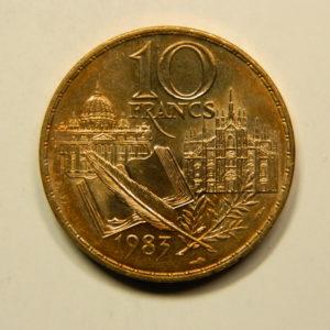 10 Francs Stendhal 1983 SUP EB90789