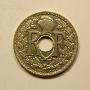 25 Centimes Lindauer Nickel 1914 SUP EB90840