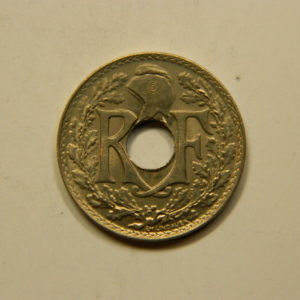 10 Centimes Lindauer 1919 FDC EB90842