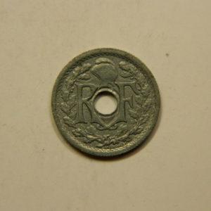 10 Centimes Lindauer Petit Module 1945C SUP EB90846