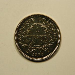 1 Franc Etats Généraux 1989 FDC  EB90858