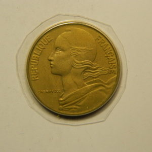 20 Centimes Marianne 1975 FDC EB90892