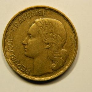50 Francs Guiraud 1953B TTB+ EB90920