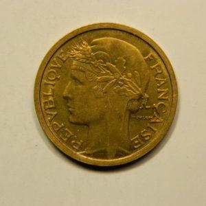 1 Franc Morlon 1940 SPL EB90921