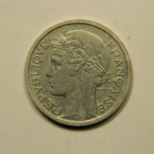 1 Franc Morlon 1947B SUP EB90935