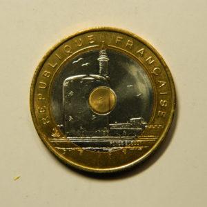 20 Francs Jeux Méditerranéens 1993 FDC EB90961