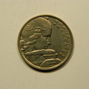 100 Francs Cochet 1958 Chouette SUP EB90965