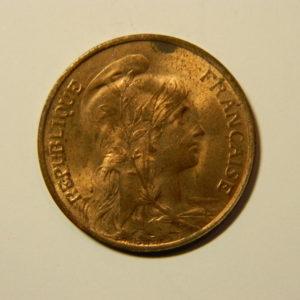 5 Centimes Daniel DUPUIS 1916 SUP EB90156